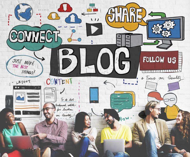 Blogging and News Websites