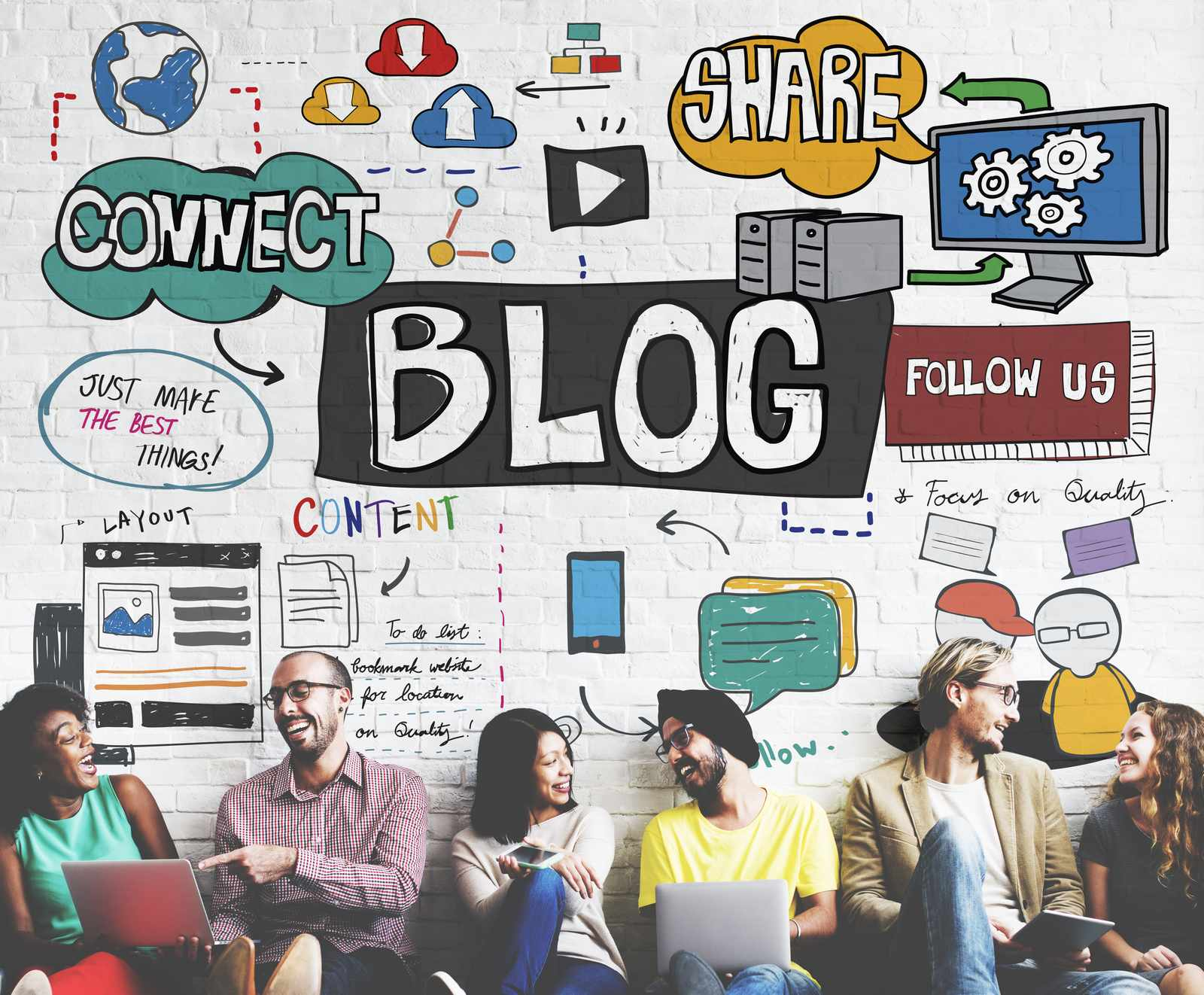 Blogging and News Websites