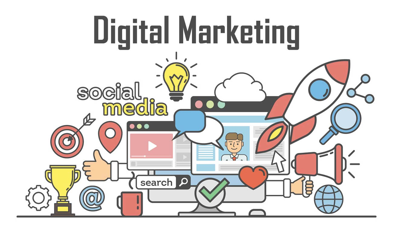 Digital Marketing, How to promote your website