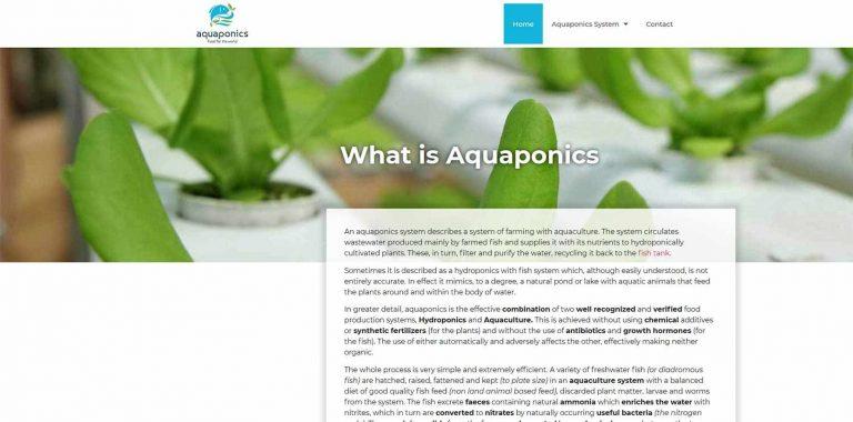 Aquaponics-info